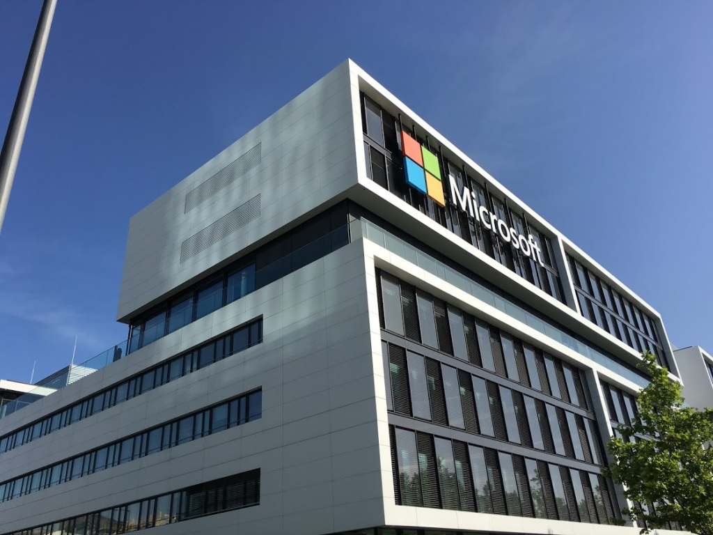 The Venue, Microsoft Munich offices
